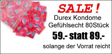 Durex Sale